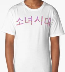 snsd Long T-Shirt