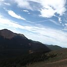 Above the Tree Line, Pikes Peak, Colorado Springs, Colorado by lenspiro