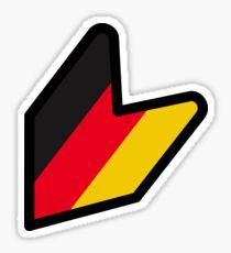 Wakaba Deutschland [JDM / GDM] Sticker