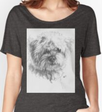 Maltipoo Women's Relaxed Fit T-Shirt