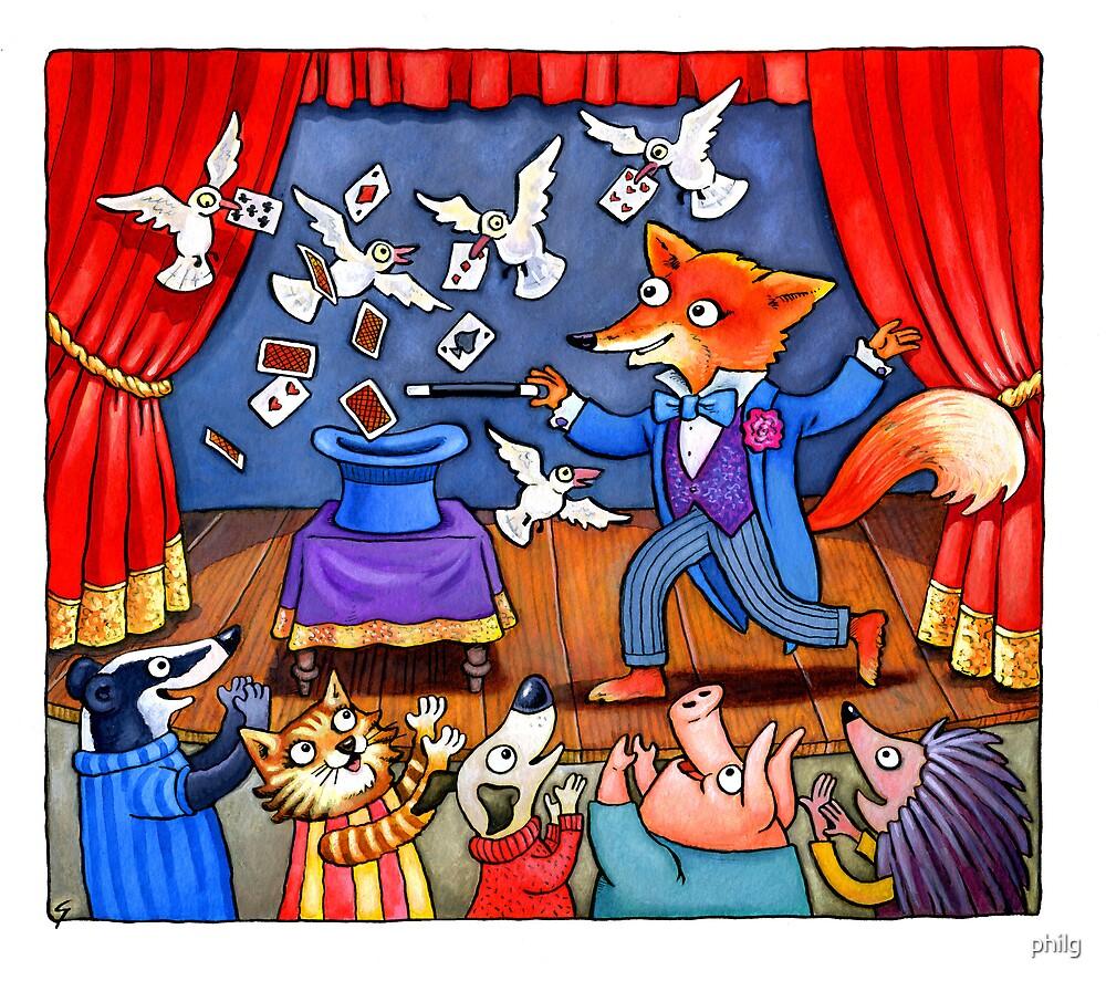 Mr Fox by philg