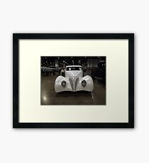 Classic Automobile, Denver, Colorado Framed Print