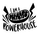 "Mitochondria ""I am a Powerhouse"" by Veronica Guzzardi"
