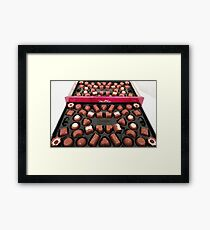 Dairy Box - Lovely Chocs Framed Print