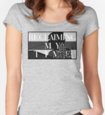 Reclaiming My Time Women's Fitted Scoop T-Shirt