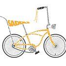 Anatomy of a Dragster Bike by jarodface