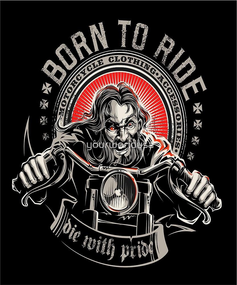 Rider by yourworldusa