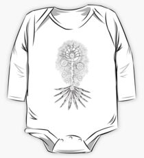 The Sephirothic Tree - Black Edition One Piece - Long Sleeve
