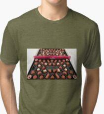 Dairy Box - Lovely Chocs Tri-blend T-Shirt