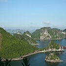 View over Halong Bay by JenniferC