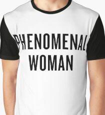Phenomenal Woman Graphic T-Shirt