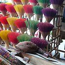 Making Incense by JenniferC