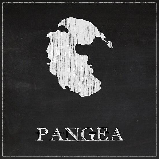 Pangea - Chalk by FinlayMcNevin