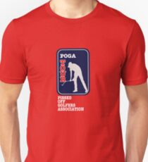 POGA-Pissed Off Golfers Association T-Shirt