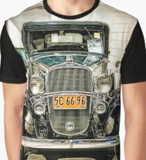 1932 Chevrolet with no state license name Graphic T-Shirt