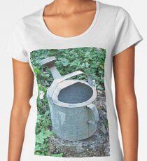 Watering Can Women's Premium T-Shirt