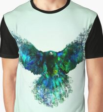 Dispersion Graphic T-Shirt
