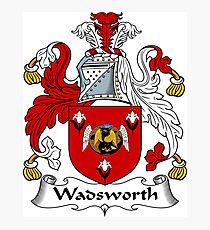 Wadsworth Photographic Print