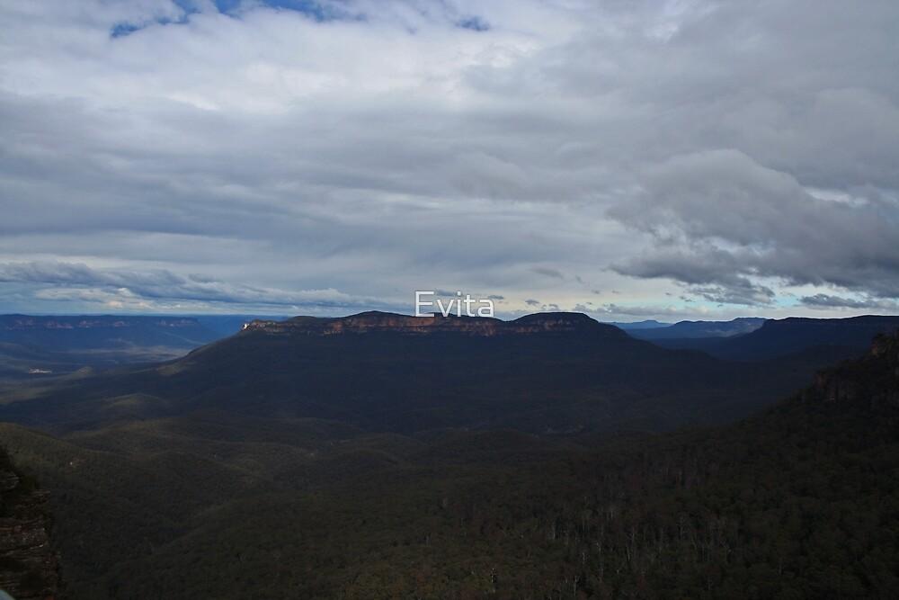 Blue Mountains by Evita