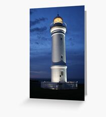 Kiama Lighthouse Greeting Card