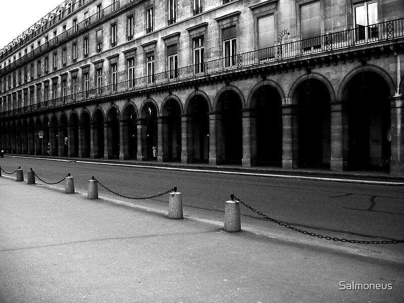 Across The Street by Salmoneus