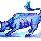Blue Bull by Linda Callaghan