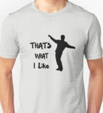that's what i like bruno mars - Pop music T-Shirt