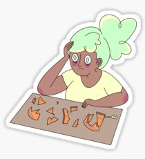 Archaeology Cuties - Oh Sherd  Sticker
