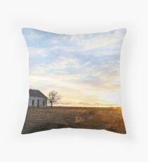 Pastel Sunrise. Throw Pillow