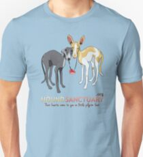 Their Hearts Come to You on Little Pilgrim Feet T-Shirt