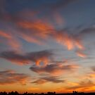 Flock of clouds by MarianBendeth