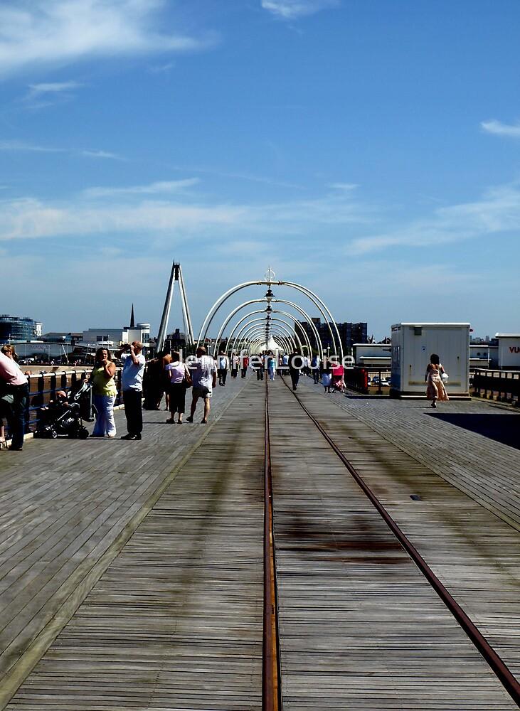 Pier by JenniferLouise