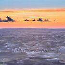 Palouse Sunset - West by Jim Stiles