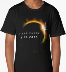Total Solar Eclipse August 21 2017 Long T-Shirt