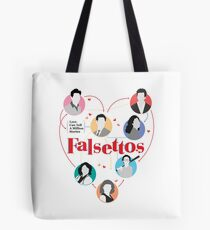 Broadway Falsettos Tote Bag