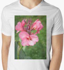 Tropical Rose 2017-1 Men's V-Neck T-Shirt