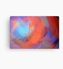 Gentle Oblivion Canvas Print