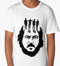 Stanley Kubrick and his droogs! Long T-Shirt