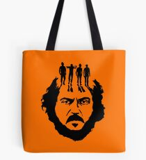 Stanley Kubrick and his droogs! Tote Bag