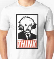 Obey Albert Einstien T-Shirt