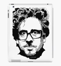 Tim Burton iPad Case/Skin