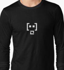 Type mask Long Sleeve T-Shirt