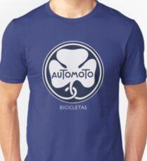 Automoto Bicicletas LIGHT Unisex T-Shirt