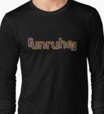 unruhe split Long Sleeve T-Shirt