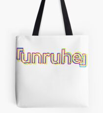 unruhe split Tote Bag