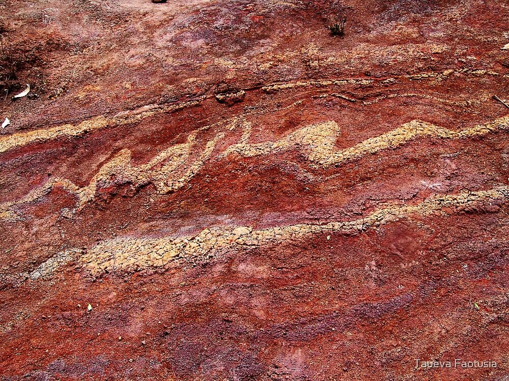 Earth Life Lines by taueva faotusia