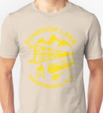 Schroon Lake Adirondacks Mountains New York T-Shirt