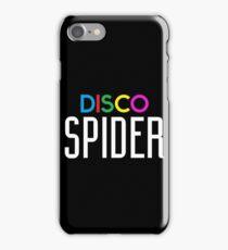 Community: Disco Spider iPhone Case/Skin