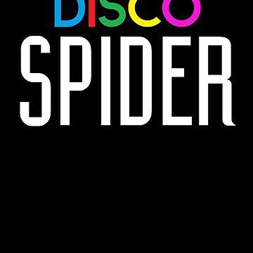 Community: Disco Spider by vennybunny