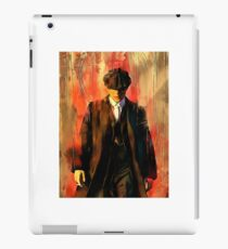 tommy shelby iPad Case/Skin